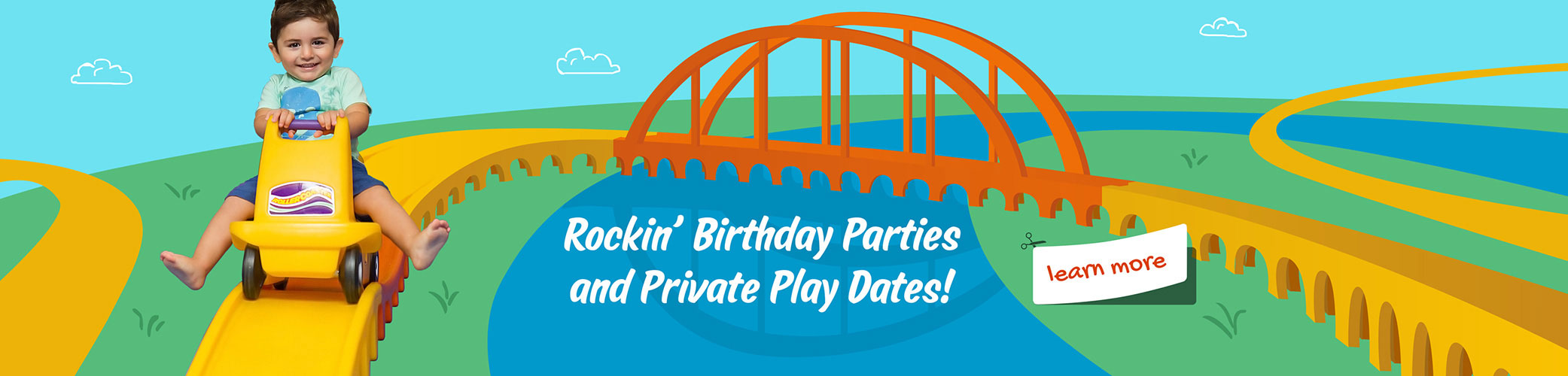 private birthday parties in columbus, OH