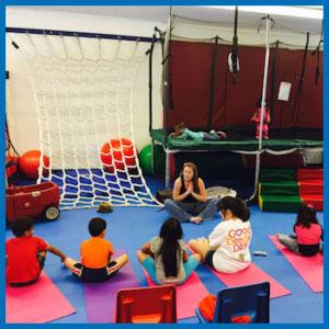 kids yoga in Columbus, OH